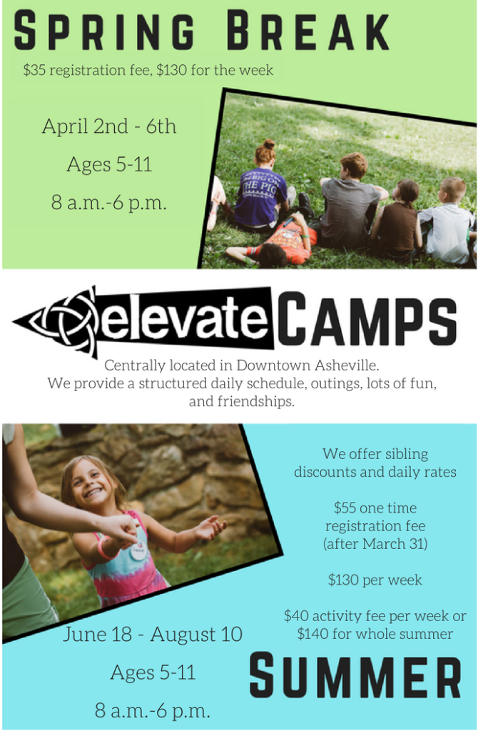 Spring and Summer Camp 2018