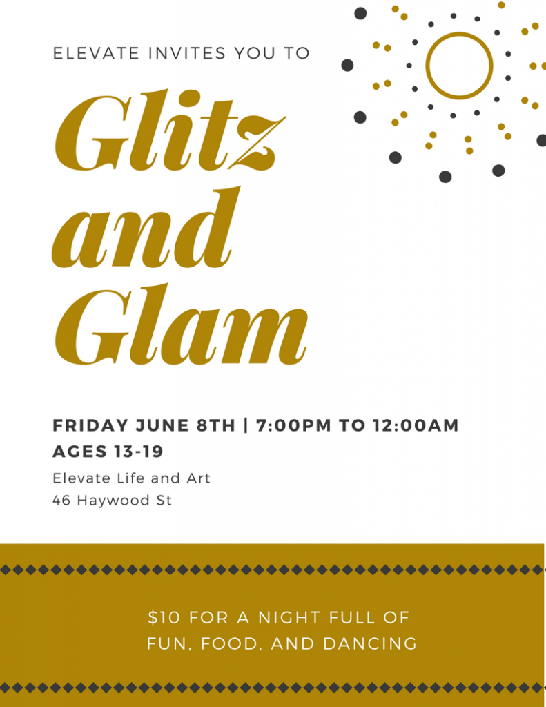 Glitz and Glam Formal